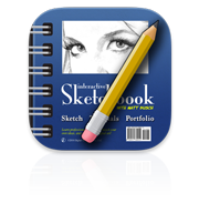 Interactive Sketchbook application icon